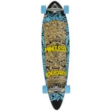 Longboard Mindless Tribal Rogue IV bleue