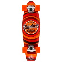Cruiser Mindless Stained Daily II orange