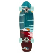 "Cruiser Mindless Sunset 28"" Teal"