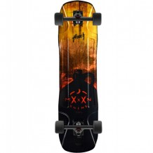 "Longboard Moonshine Hooch 9.75"" Burnout"