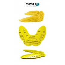 Protège dents Sisu ultralight jaune