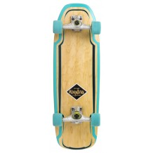 "Longboard Mindless Surf Skate Bleu 30"""