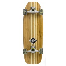 "Longboard Mindless Surf Skate Bamboo 30"""