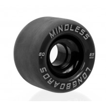 Roues Mindless Viper 65mm 80A Noir