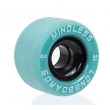 Roues Mindless Viper 65mm 80A Bleu