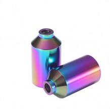 Pegs Blunt Aluminium Oil slick