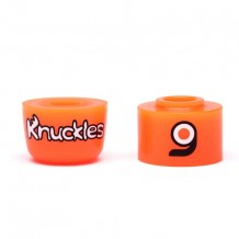 Bushings Loaded Knuckles Orange 85a medium x2