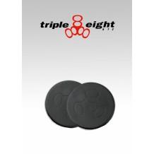 Paire de Pads paume pour gants de slide Triple 8