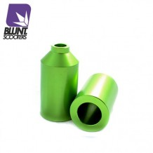 Pegs Blunt Aluminium vert