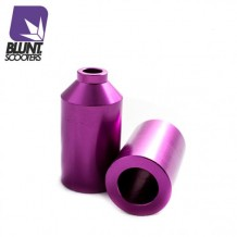 Pegs Blunt Aluminium violet