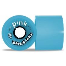 roues Abec 11 Pink sicksicks 66mm 81a