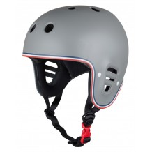 Casque Pro-Tec Full cut Matt Grey Trike