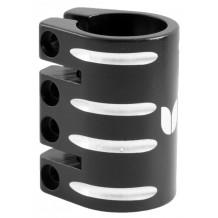 Quadruple collier de serrage Blazer noir