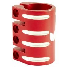 Quadruple collier de serrage Blazer Pro rouge