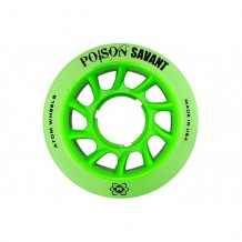 Roues Atom Poison Savant 59x38 mm/84a x4