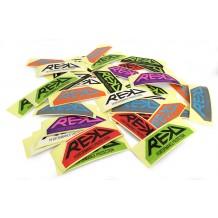 Sticker Rekd x 5