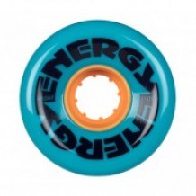 Roues Radar Energy 62mm 78a Turquoise