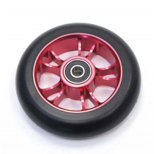 Roue Blunt 100mm 10 spokes rouge