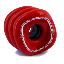 roues Shark Wheel Sidewinder 70mm 78a Rouge