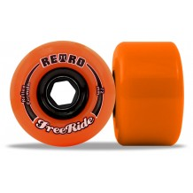 roues Abec 11 Retro freeride 72mm 89a
