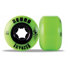 Set de roues Abec 11 Retro invertz 61mm 99a park plus