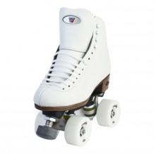 Roller Riedell 120 Raven Blanc