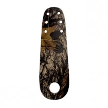Toe guard riedell camo