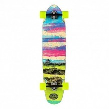 "Longboard Riviera Glass Off 9.5"" Multi/Green"