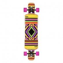 "Longboard Riviera Heta 9.5"" Multi/Purple"