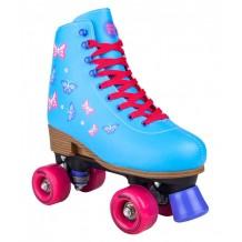 Roller Quad Rookie Blossom Bleu