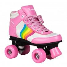 Roller Quad Rookie Forever Rainbow Rose