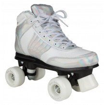 Roller Quad Rookie Forever Rainbow Silver