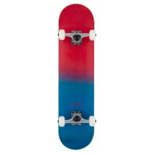 Skate Rocket Double Dipped Red 7.5""