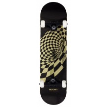 """Skate Rocket Vortex Foil Gold  8"""""""