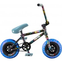 Mini BMX Rocker Crazy Main Splatter