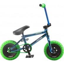 Mini BMX Rocker Joker Bleu/vert