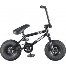Mini BMX Rocker Metal Noir