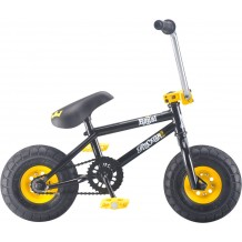 Mini BMX Rocker Royal Noir/Jaune