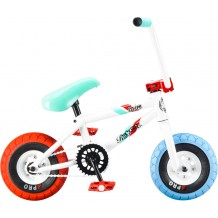 Mini BMX Rocker Smiler Blanc