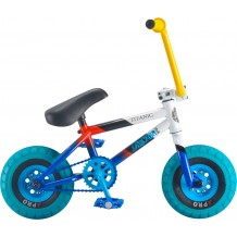 Mini BMX Rocker Titanic Blanc/Rouge