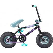 Mini BMX Rocker Tron Noir/Violet