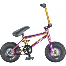 Mini BMX Rocker Sacriface Oil Slick