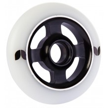 Roue Blazer Stormer 100mm 4 spokes alu white/black