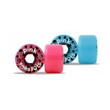 roues Abec 11 Pink polka dots 62mm