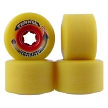 Set de roues Tunnel Krakatoa 70mm/84a jaune