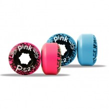 roues Abec 11 Pink p52 52mm