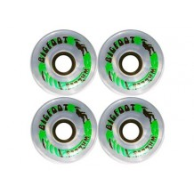 roue BigFoot Paradise clear 70mm 78a