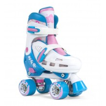Roller Quad SFR Storm 3 Ajustable rose