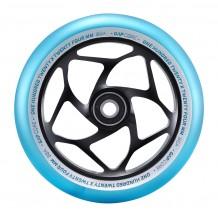 Roue Blunt 120 mm Gap Core Black/Teal