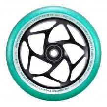 Roue Blunt 120 mm Gap Core Black/Jade